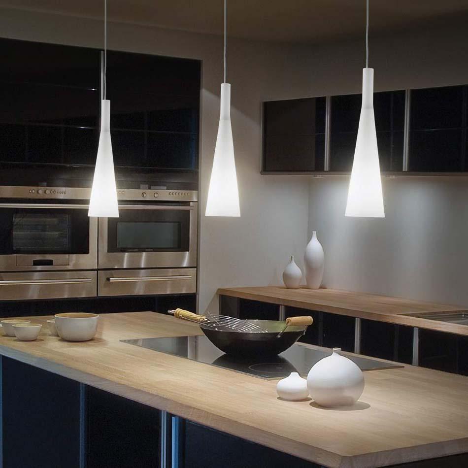 Lampade sospese Ideal Lux Milk – Toscana Arredamenti