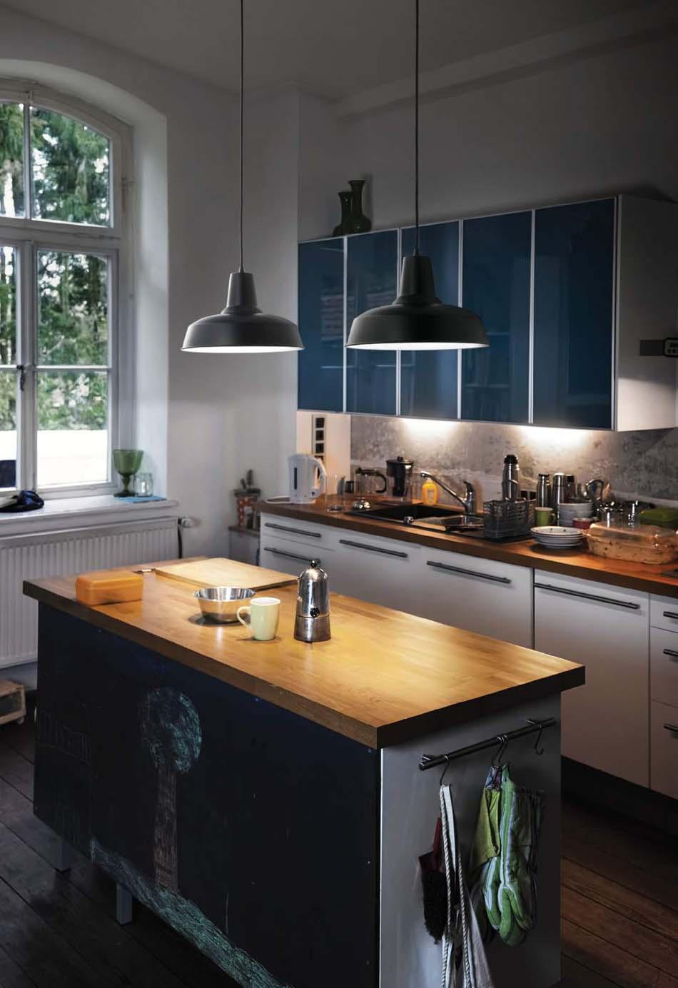 Lampade sospese Ideal Lux Moby – Toscana Arredamenti