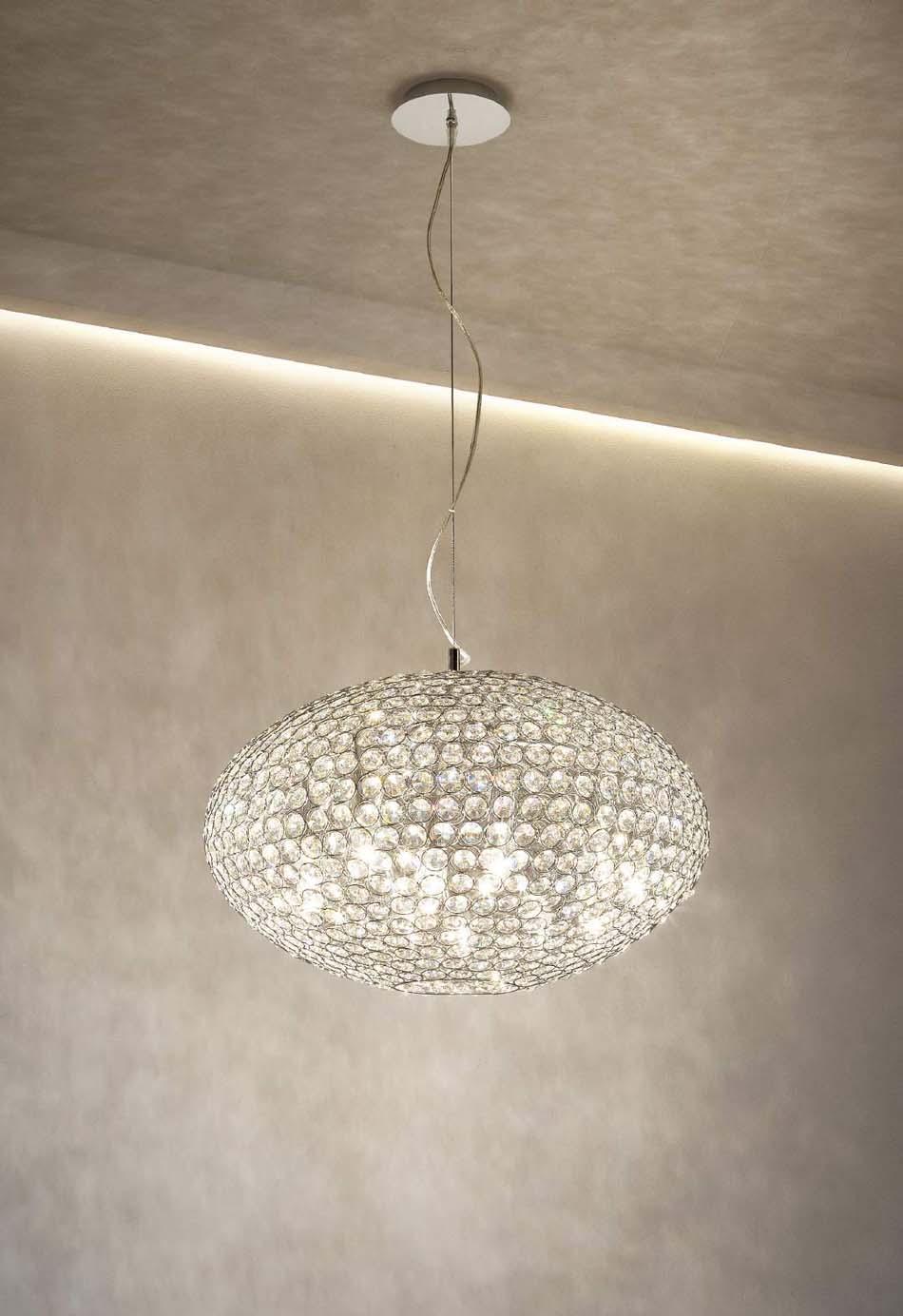 Lampade sospese Ideal Lux Orion – Toscana Arredamenti