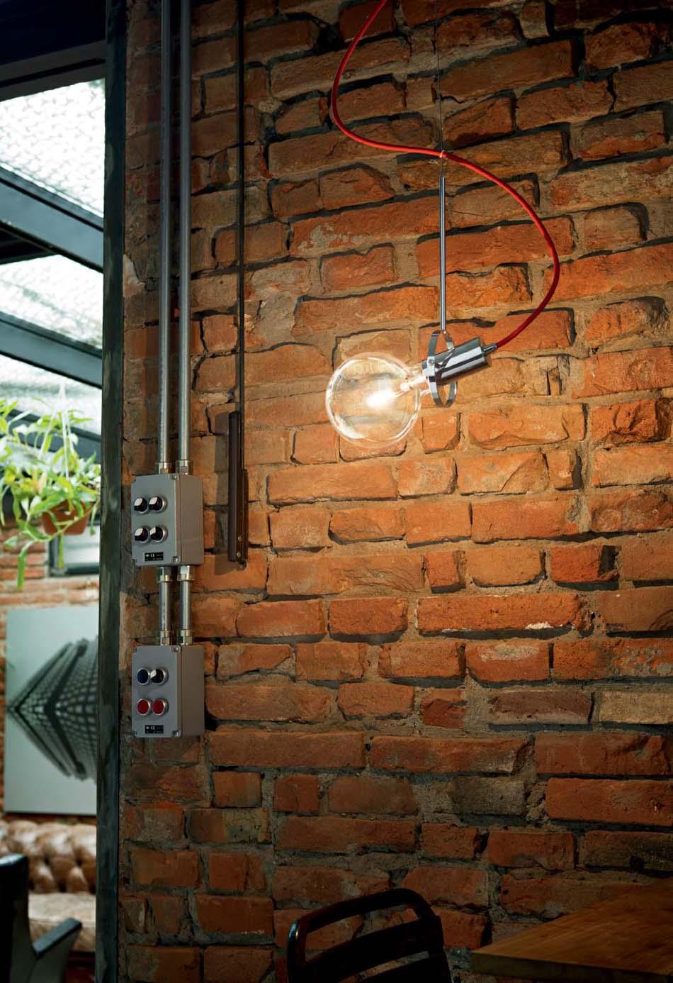 Lampade sospese Ideal Lux Radio – Toscana Arredamenti