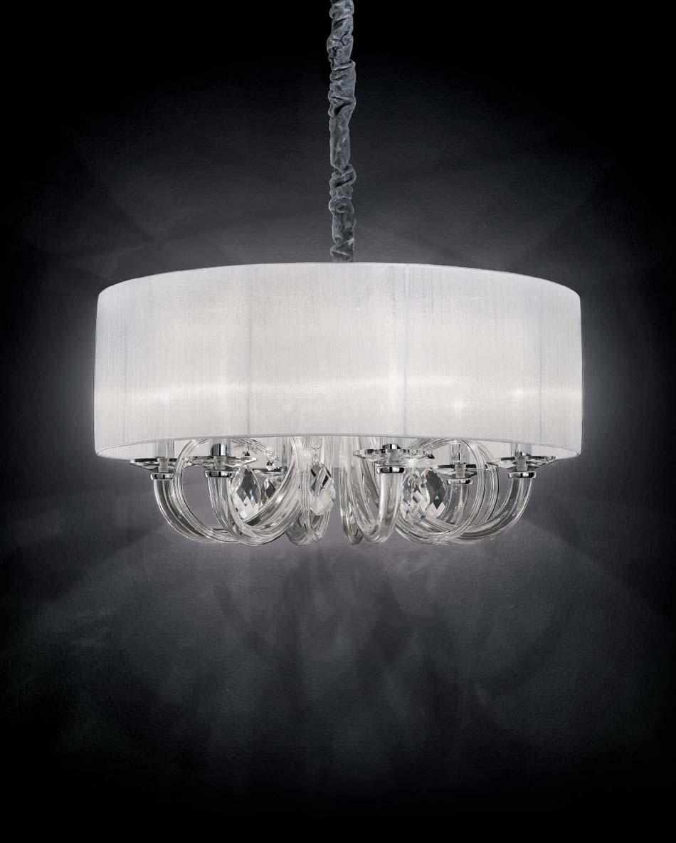Lampade sospese Ideal Lux Swan – Toscana Arredamenti