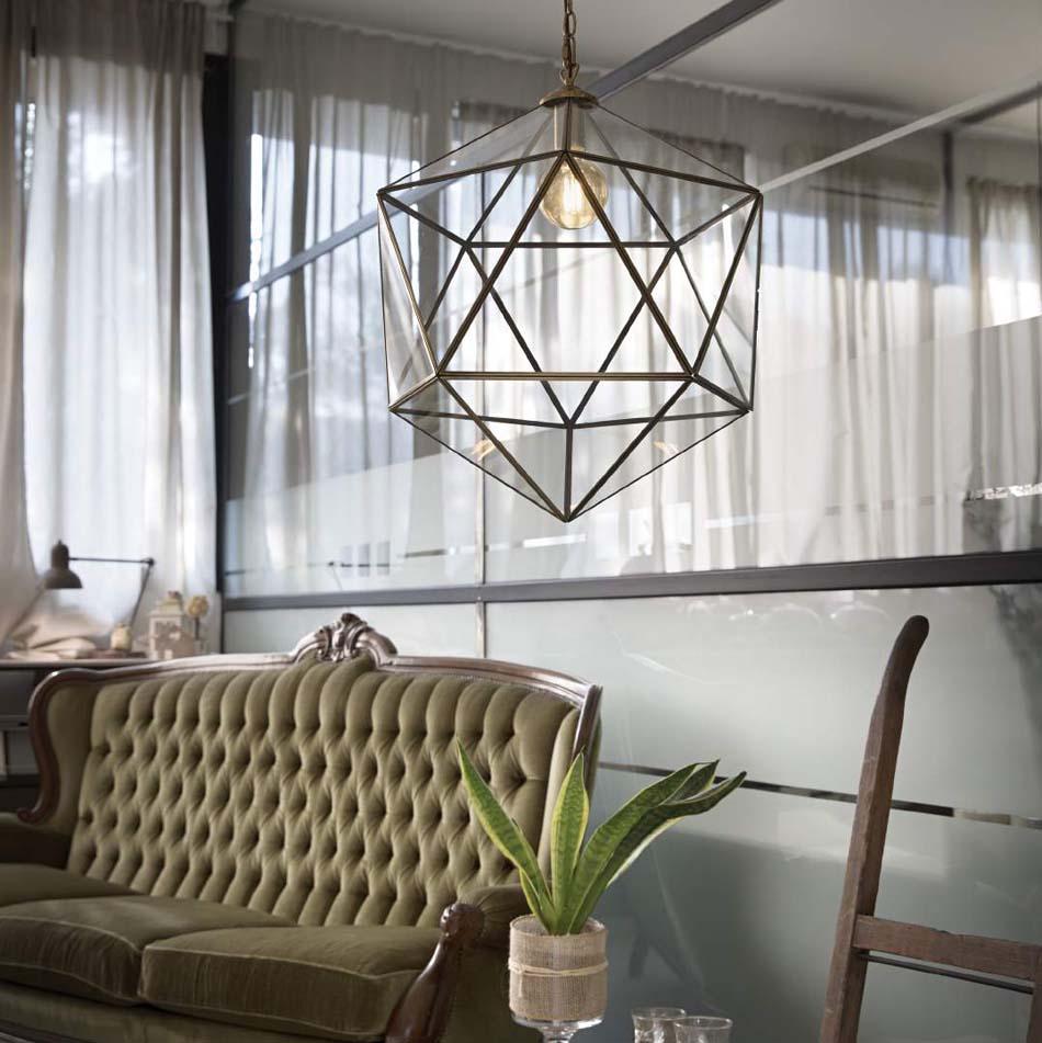 Lampade sospese Ideal Lux deca – Toscana Arredamenti