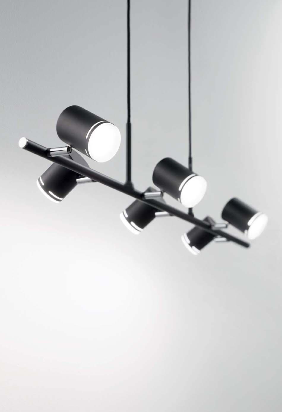 Lampade sospese Ideal Lux shots – Toscana Arredamenti