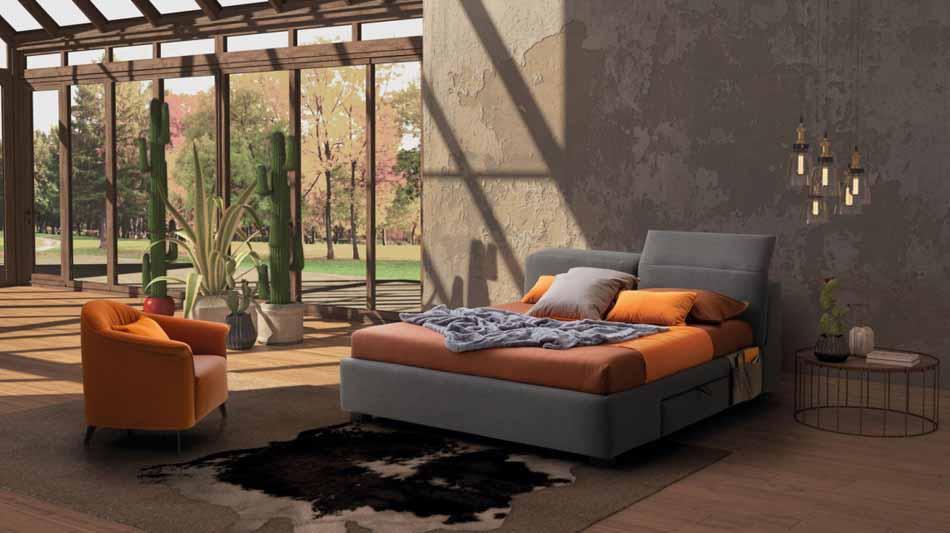 Le Comfort 04 – Letti Moderni Apollo – Toscana Arredamenti