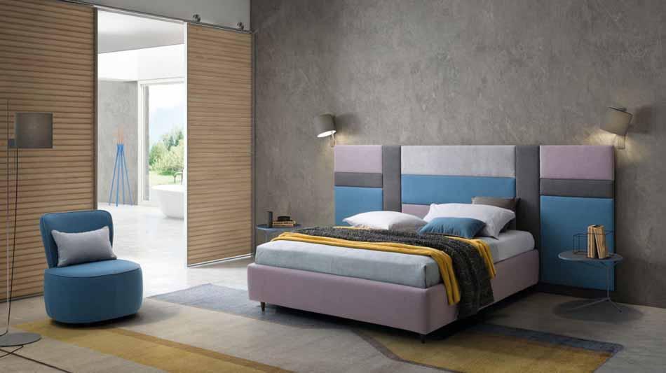 Le Comfort 08- Letti Moderni Ground – Toscana Arredamenti