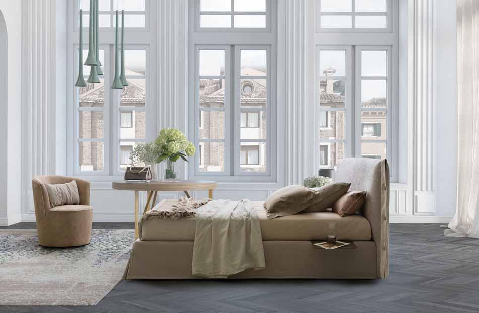 Le Comfort 26 Letti Moderni Giselle – Toscana Arredamenti