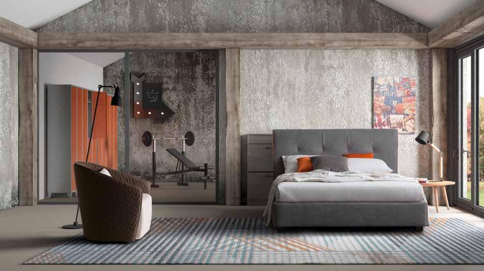 Le Comfort 34 Letti Moderni Love – Toscana Arredamenti