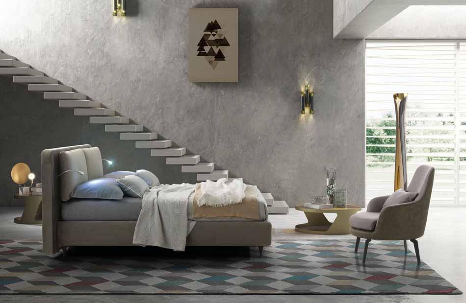 Le Comfort 55 Letti Moderni Cortina – Toscana Arredamenti