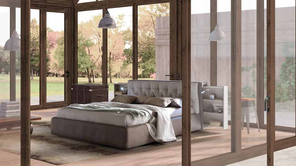 Le Comfort 56 Letti Moderni Donovan – Toscana Arredamenti