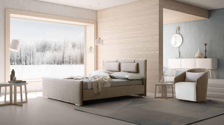 Le Comfort 57 Letti Moderni Evergreen – Toscana Arredamenti