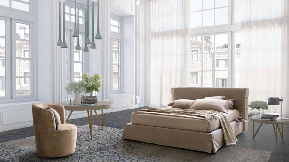 Le Comfort 61 Letti Moderni Giselle – Toscana Arredamenti