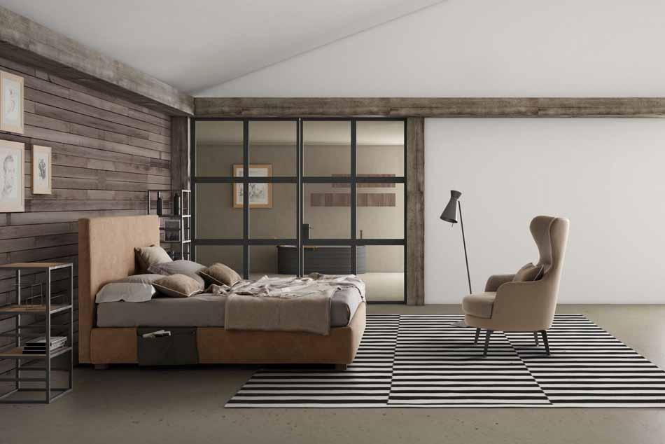 Le Comfort 65 Letti Moderni Illy – Toscana Arredamenti