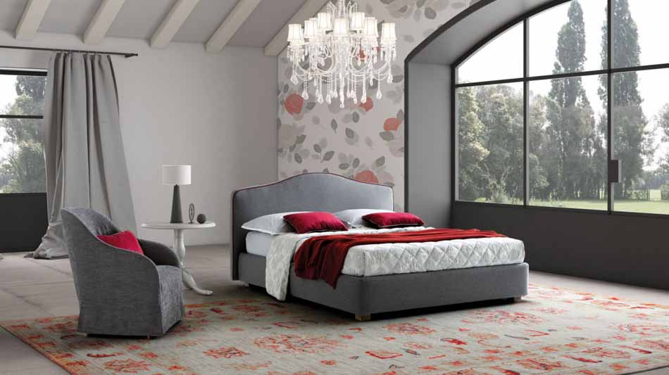 Le Comfort 74 Letti Moderni Rosa – Toscana Arredamenti