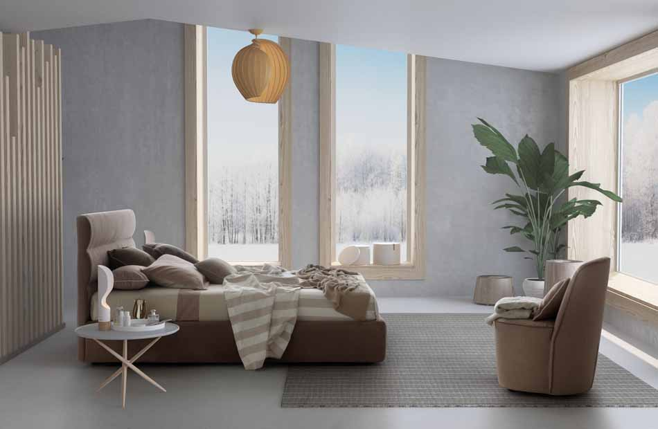 Le Comfort 75 Letti Moderni Sir – Toscana Arredamenti