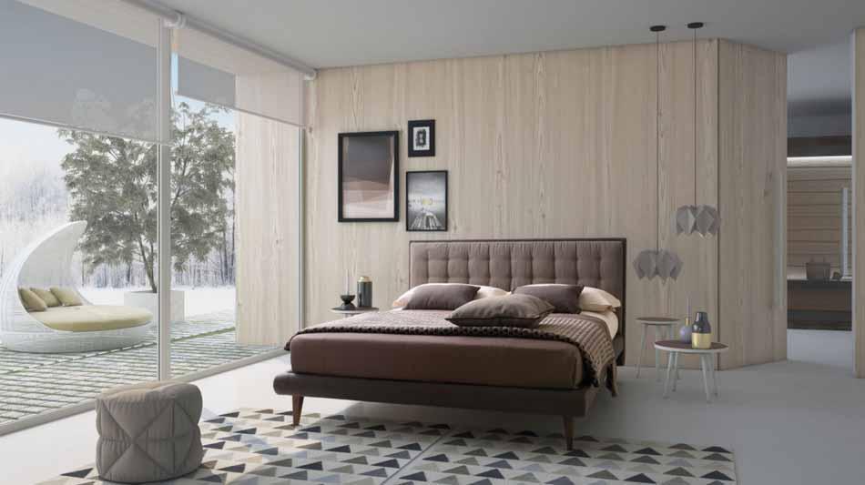Le Comfort 76 Letti Moderni Smith – Toscana Arredamenti