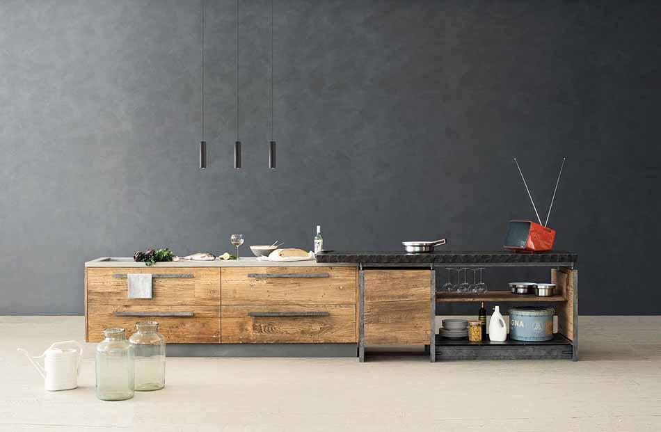 Nature Design 00 Cucina Vulcano – Toscana Arredamenti
