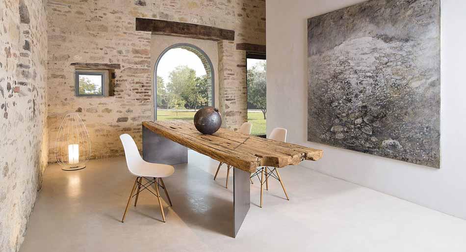 Nature Design 01 Tavoli ILL – Toscana Arredamenti