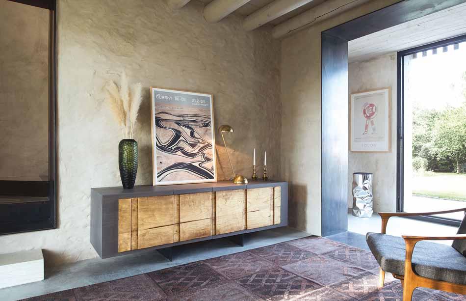 Nature Design 07 Credenza Retro – Toscana Arredamenti