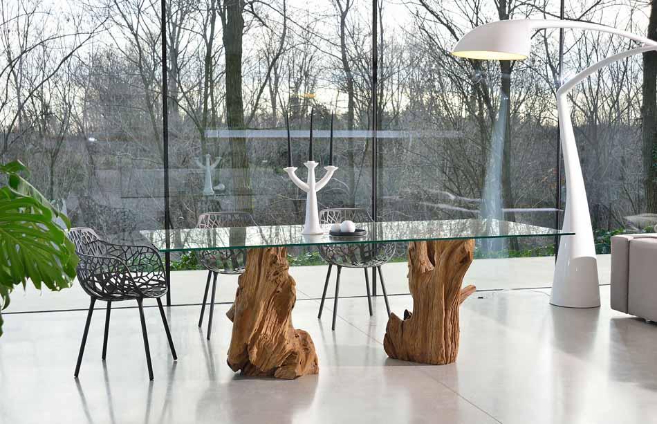 Nature Design 13 Tavoli Radice – Toscana Arredamenti