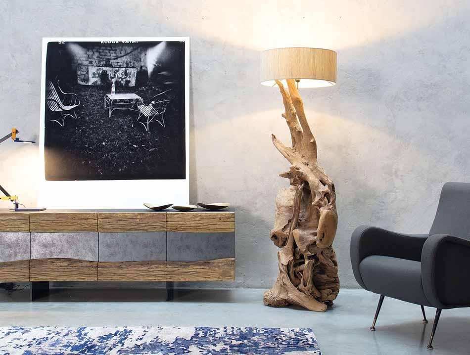 Nature Design 16 Lampada Root – Toscana Arredamenti