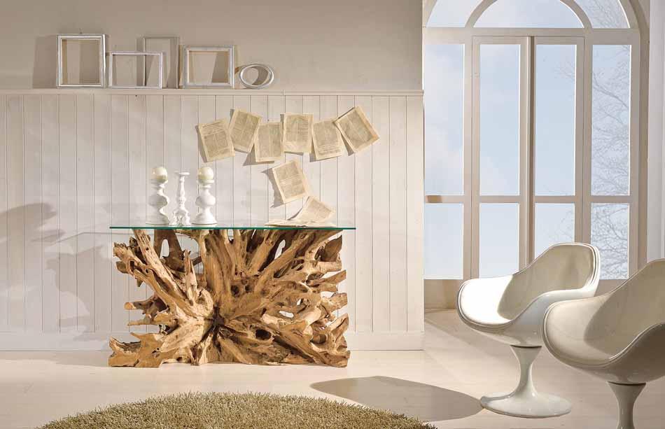 Nature Design 21 Tavoli Radice 3 – Toscana Arredamenti