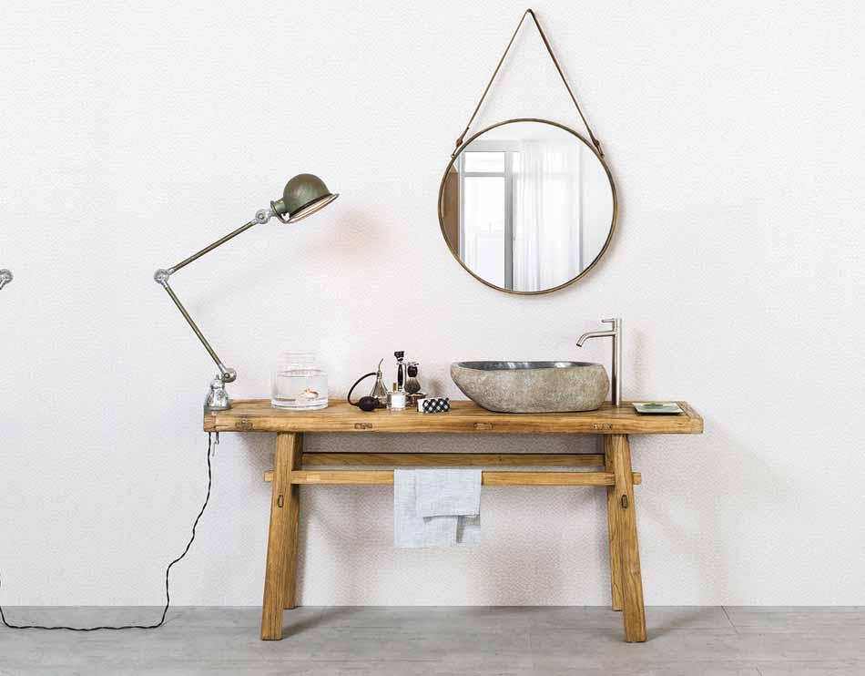 Nature Design 22 Bagno Desk – Toscana Arredamenti
