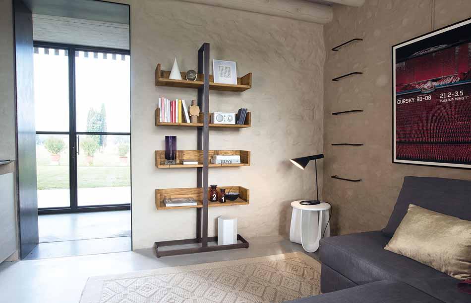 Nature Design 27 Libreria – Toscana Arredamenti