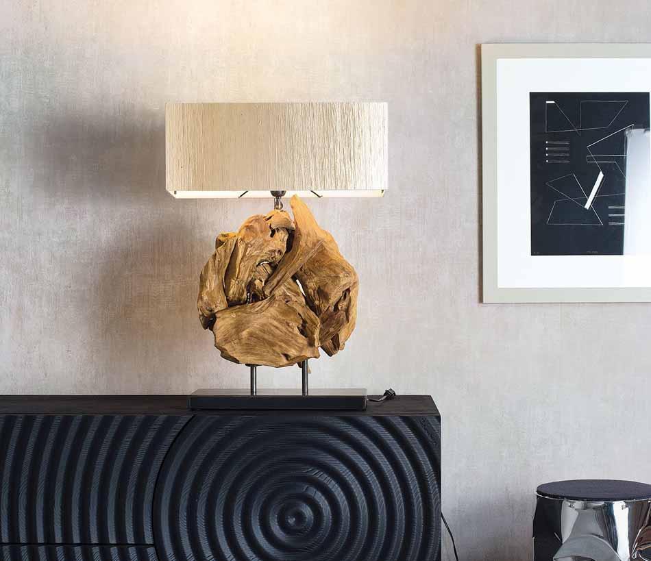 Nature Design 31 Lampada Asterix – Toscana Arredamenti