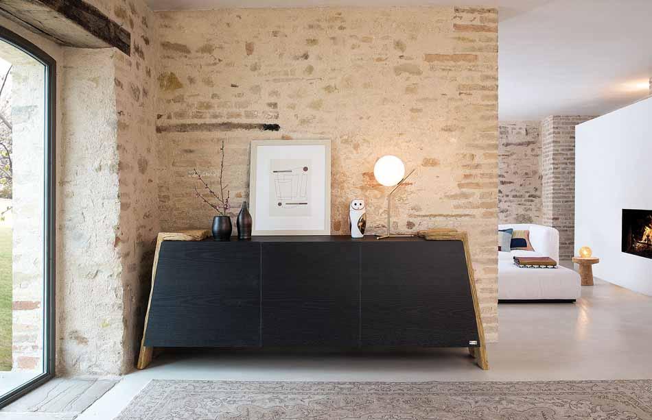 Nature Design 32 Credenza Ages – Toscana Arredamenti