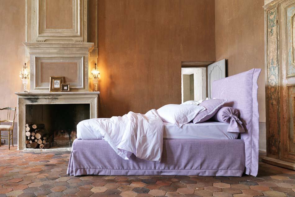 Noctisl Letti Moderni Chloè Romantic 1 – Toscana Arredamenti