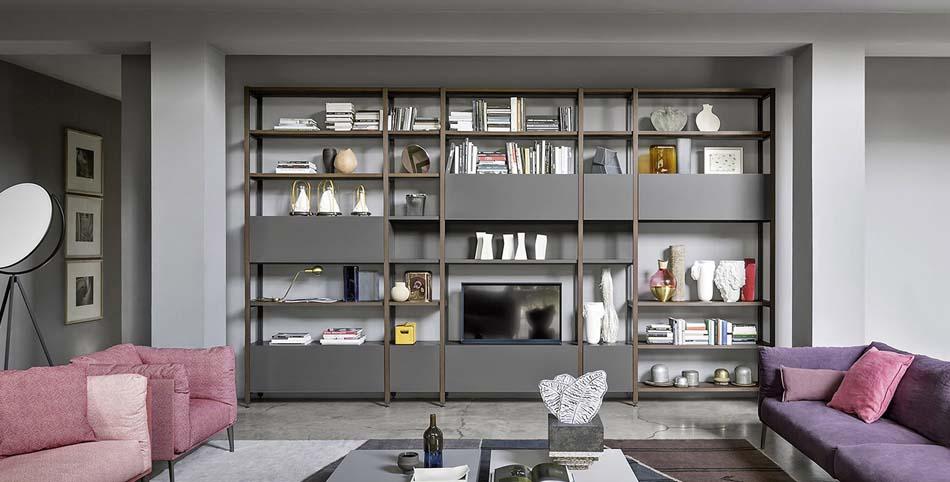 Novamobili Librerie Moderne Componibili – Toscana Arredamenti – 102