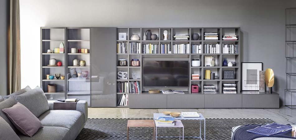 Novamobili Librerie Moderne Componibili – Toscana Arredamenti – 104