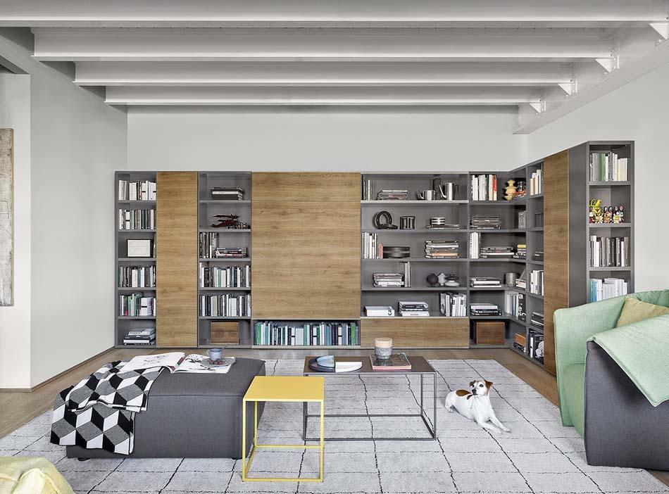 Novamobili Librerie Moderne Componibili – Toscana Arredamenti – 107