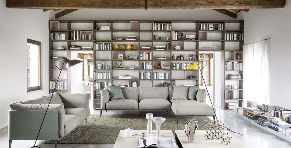 Novamobili Librerie Moderne Componibili – Toscana Arredamenti – 108
