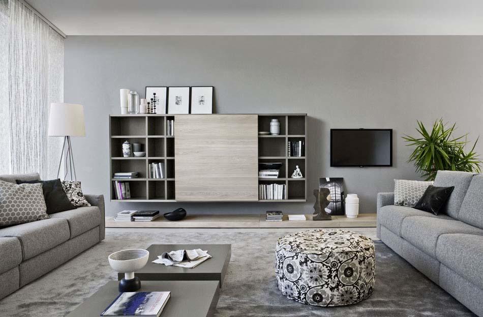 Novamobili Librerie Moderne Componibili – Toscana Arredamenti – 109