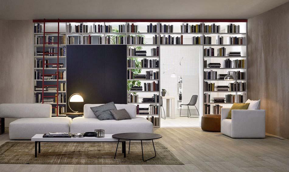 Novamobili Librerie Moderne Componibili – Toscana Arredamenti – 110