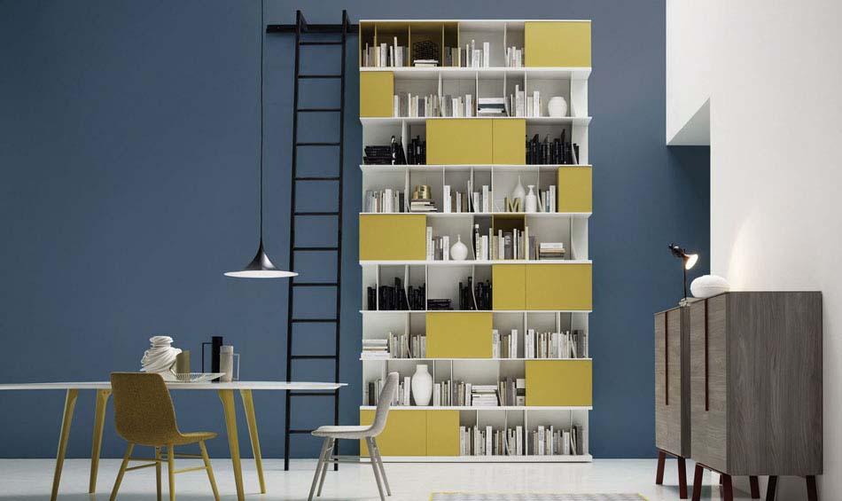 Novamobili Librerie Moderne Componibili – Toscana Arredamenti – 111