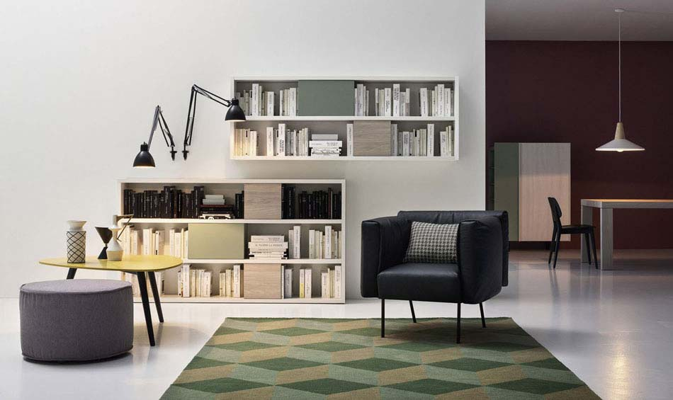Novamobili Librerie Moderne Componibili – Toscana Arredamenti – 115