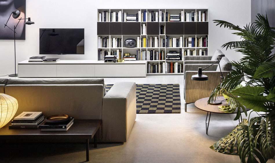 Novamobili Librerie Moderne Componibili – Toscana Arredamenti – 116