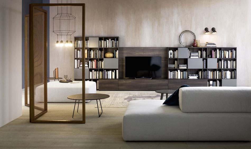 Novamobili Librerie Moderne Componibili – Toscana Arredamenti – 119