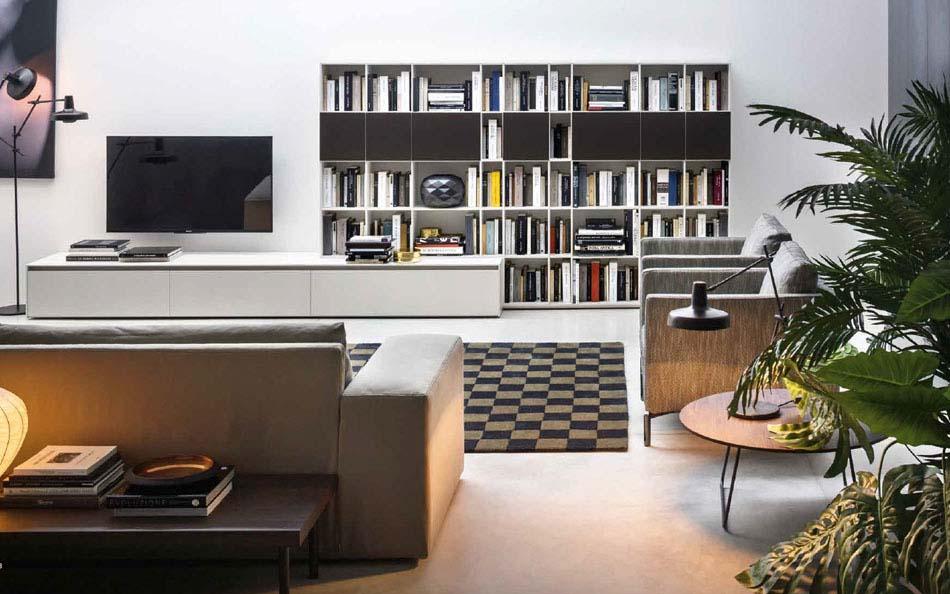 Novamobili Librerie Moderne Componibili – Toscana Arredamenti – 120