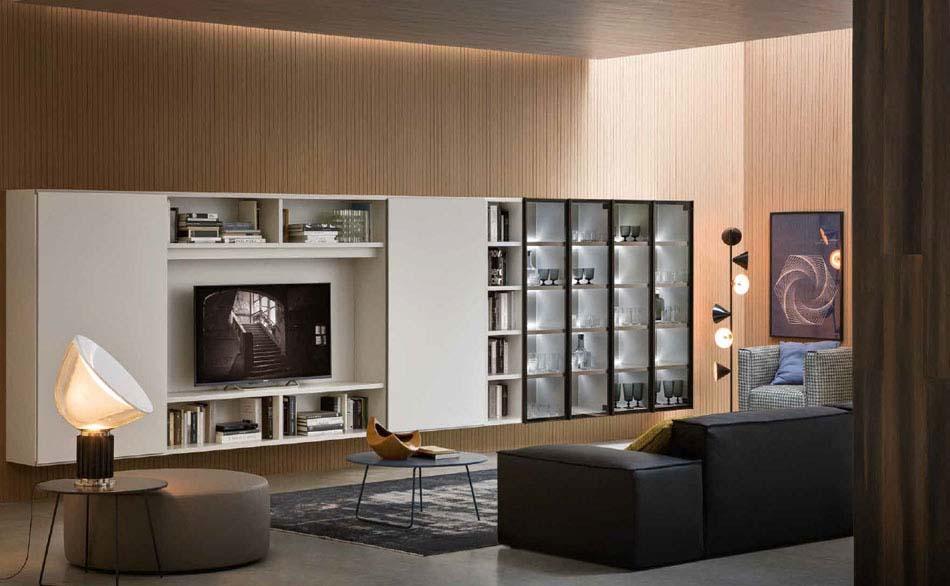 Novamobili Librerie Moderne Componibili – Toscana Arredamenti – 121