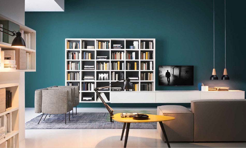 Novamobili Librerie Moderne Componibili – Toscana Arredamenti – 124