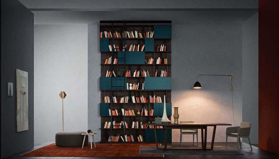 Novamobili Librerie Moderne Componibili – Toscana Arredamenti – 125