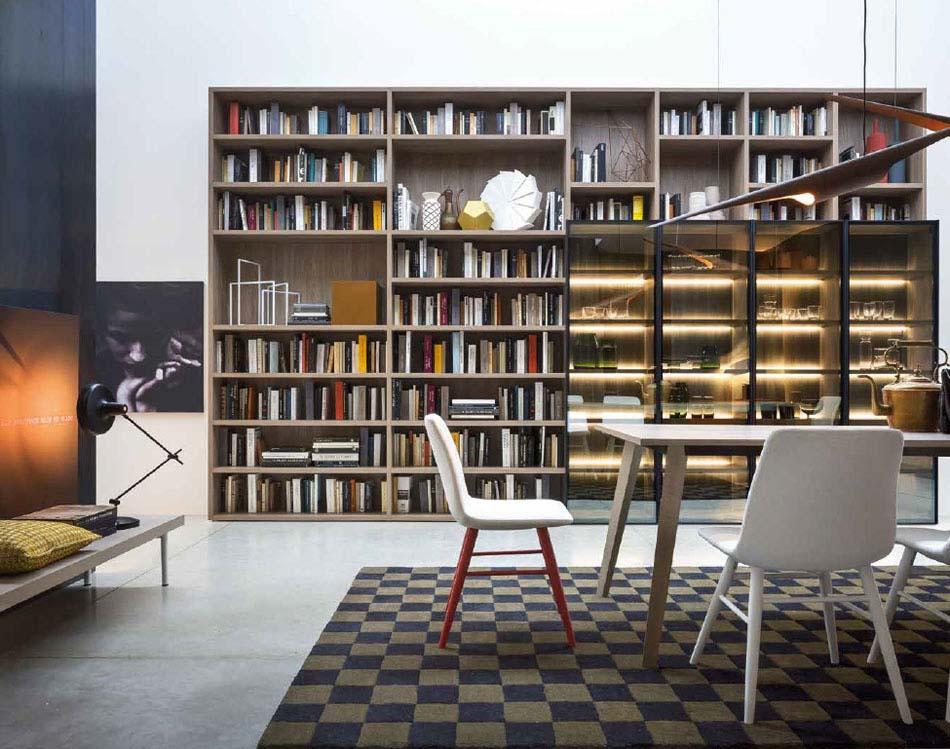 Novamobili Librerie Moderne Componibili – Toscana Arredamenti – 126