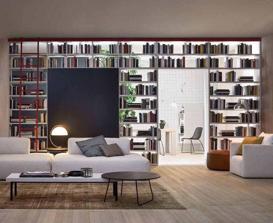Novamobili Librerie Moderne Componibili – Toscana Arredamenti – 128