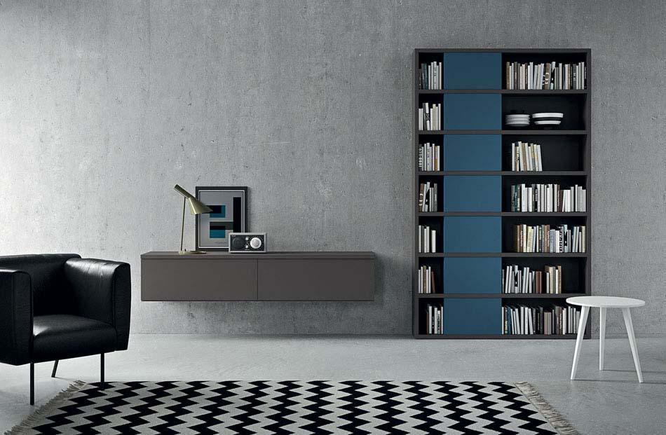 Novamobili Librerie Moderne Componibili – Toscana Arredamenti – 129