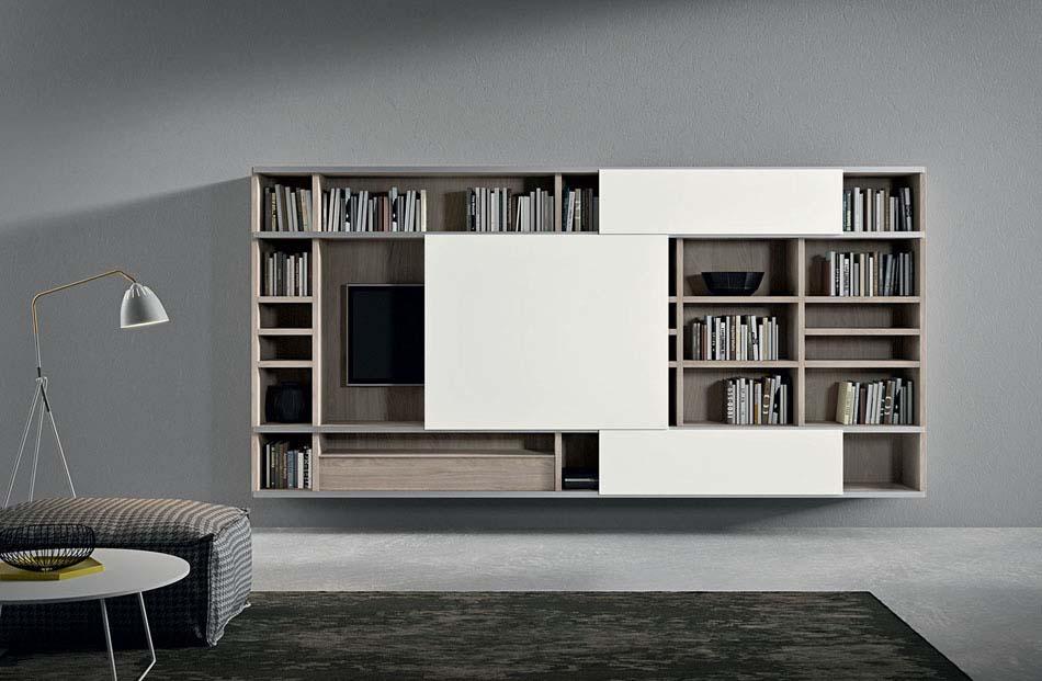 Novamobili Librerie Moderne Componibili – Toscana Arredamenti – 130