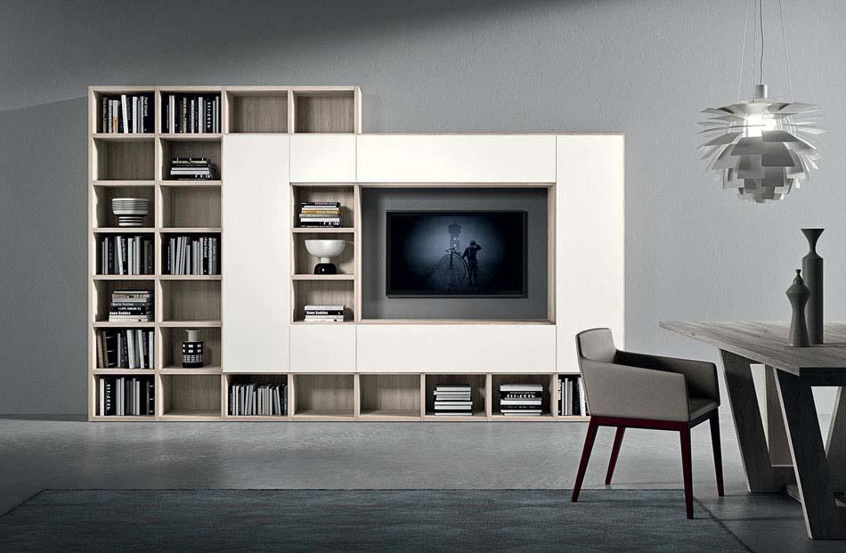 Novamobili Librerie Moderne Componibili – Toscana Arredamenti – 131