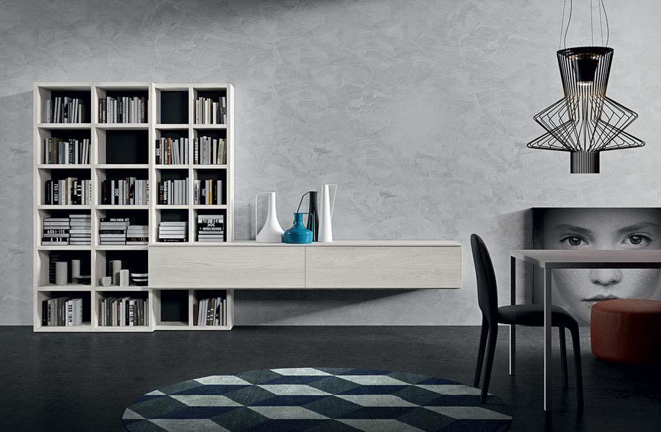 Novamobili Librerie Moderne Componibili – Toscana Arredamenti – 132